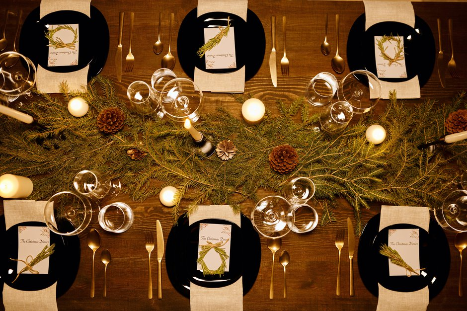 Christmas Supper Club Series: Inspired by Burgundy!