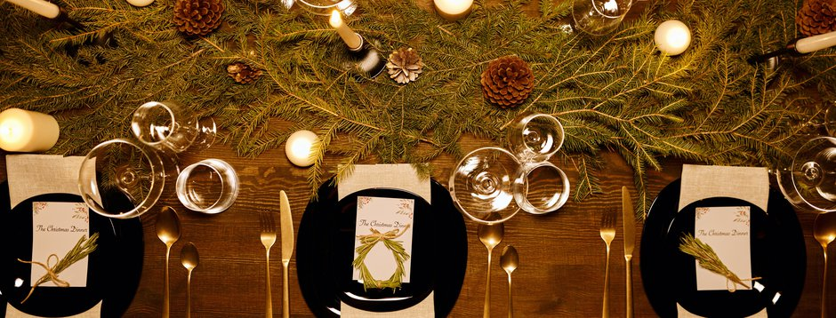 Christmas Supper Club Series: Inspired by Pasta!