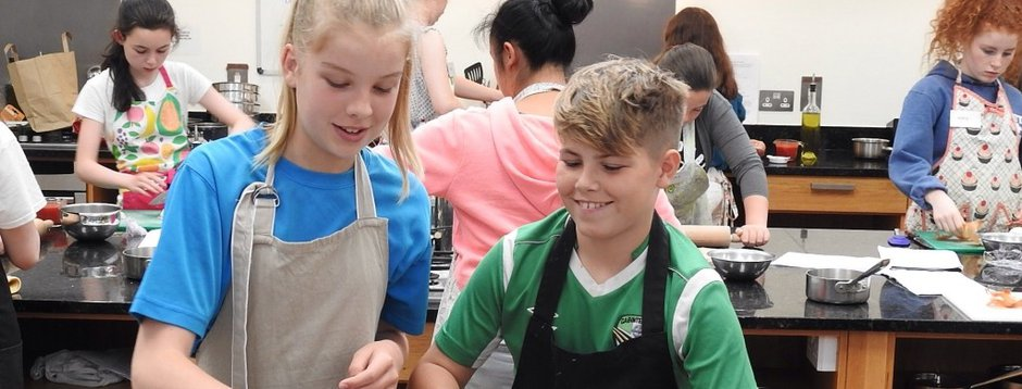 Growing Gourmets (12 - 16 yrs): 4 Day Course