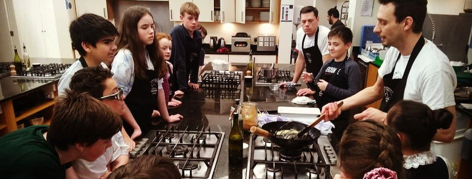Growing Gourmets (12 - 17 yrs): 5 Day Course