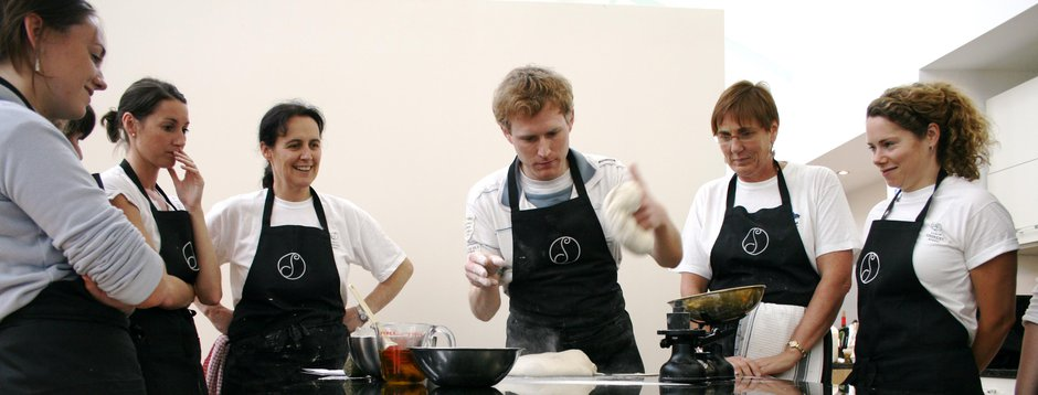 Breadmaking Masterclass with Rossa Crowe